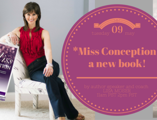 """Lisa Moser """"Miss Conception"""""""