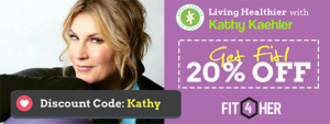 Fit4Her Meal Replacement Exclusive Kathy Kaehler Offer