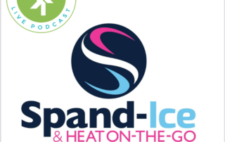Spand-Ice wearable ice/heat therapy