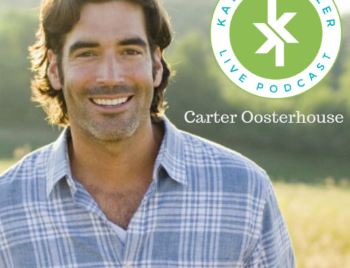 Carter Oosterhouse – Trading Spaces