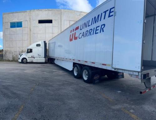 Truck drivers deliver more than goods